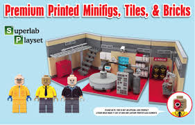Bricking Bad - lab-based fun for all the family