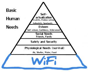 maslow wifi
